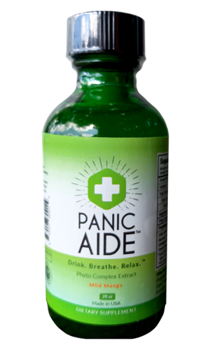 Panic Aide Panic and Anxiety Relief - PanicAide