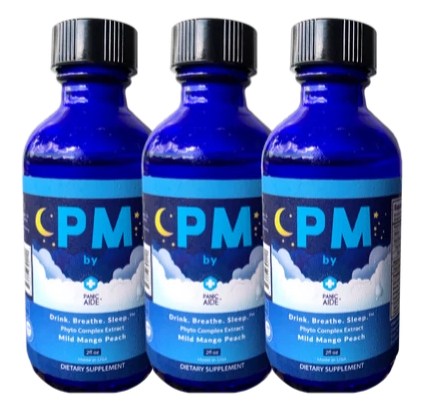 PM 3 Pack Sleep Aide - PanicAide