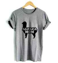 Alpaca Mom T-Shirt