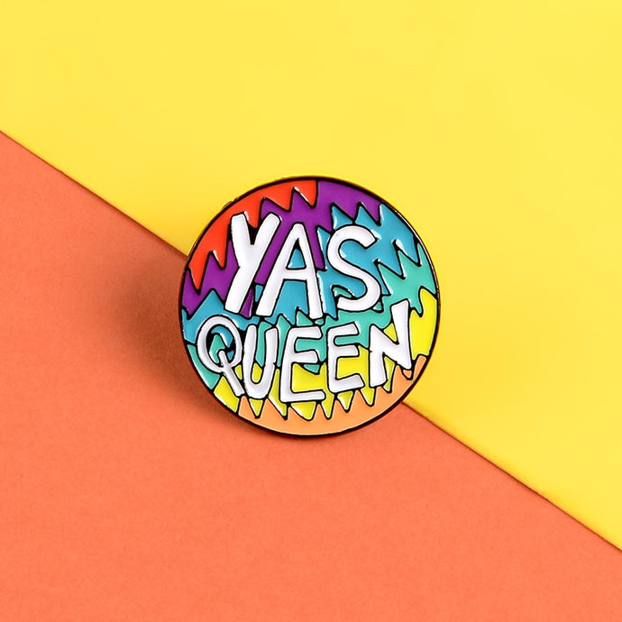 Yas Queen Pin