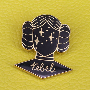 Rebel Pin