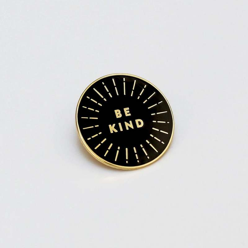 Be Kind Pin