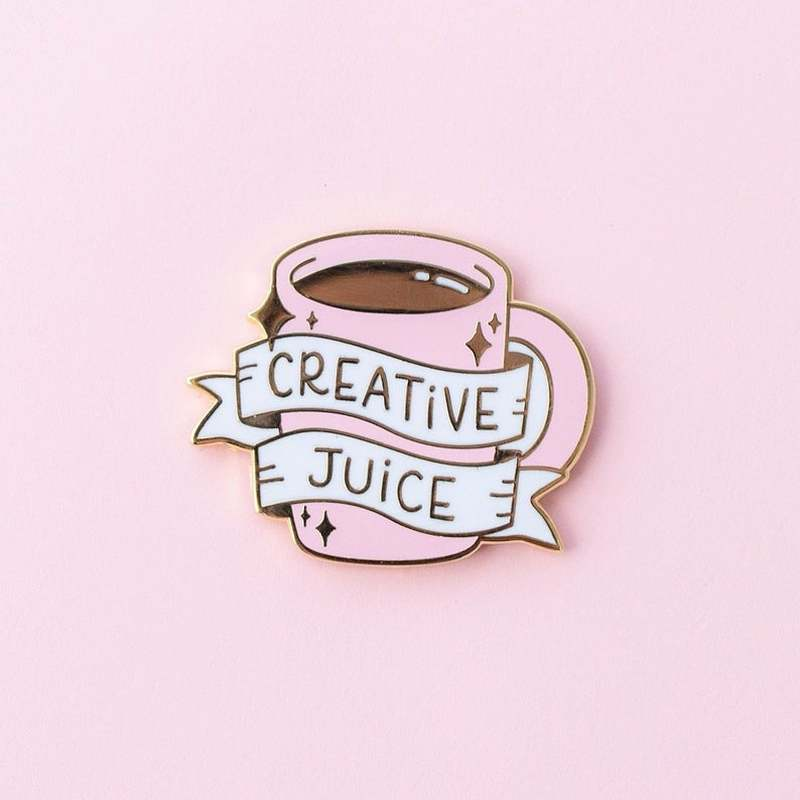 Creative Juice Pin