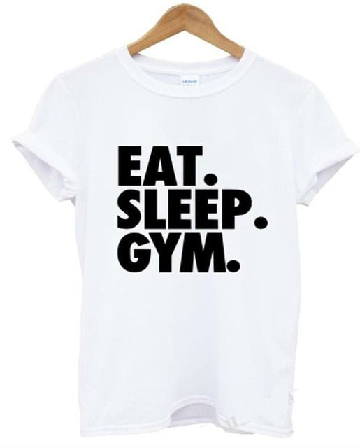EAT SLEEP GYM T-Shirt