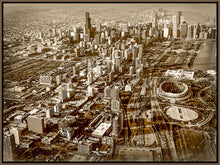 Load image into Gallery viewer, Chicago Vintage, in Plane View