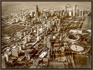Chicago Vintage, in Plane View