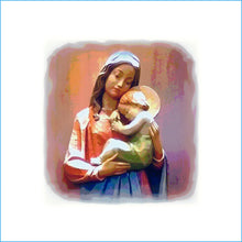 Load image into Gallery viewer, Madonna and Child Cure of Ars