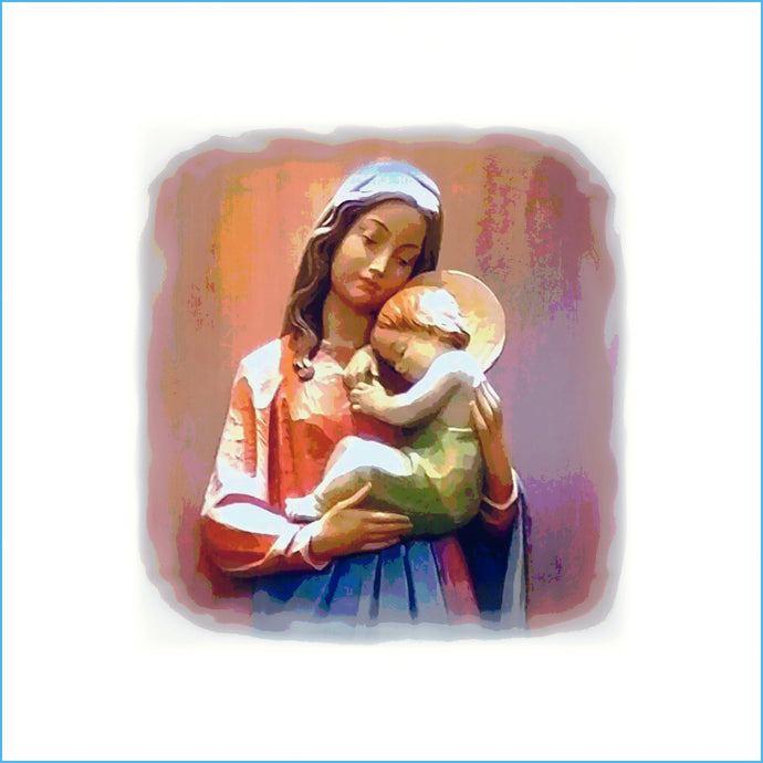 Madonna and Child Cure of Ars