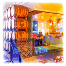 Load image into Gallery viewer, Barrels of Boulevard at the Brewery