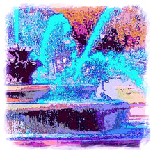 Load image into Gallery viewer, A Royal Splash at Kansas City's Plaza Fountain