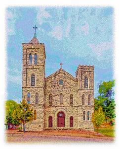 KCK St. Mary Historic Church