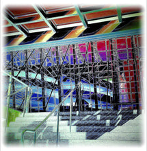 Load image into Gallery viewer, Kauffman Fine Art Staircase Patterns