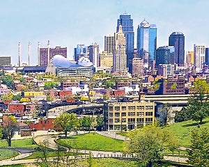 Kansas City from the Scout's View