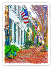 Load image into Gallery viewer, Patriotism in DC at Old Town Alexandria