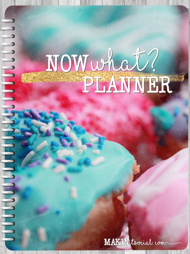 Personality Planner Covers