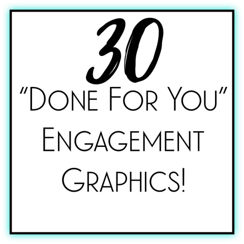 Getting To Know You Graphics 30 pack
