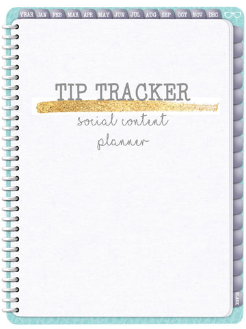 Social Content Planner: T.I.P. Tracker Add In