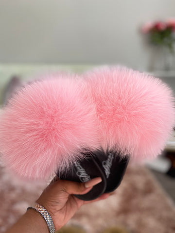 EXxotic Fur Slides