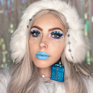 """FROZEN""  MAKEUP TUTORIAL"