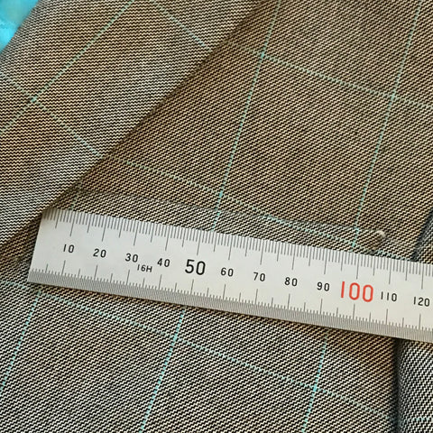 Measuring the width of your pocket