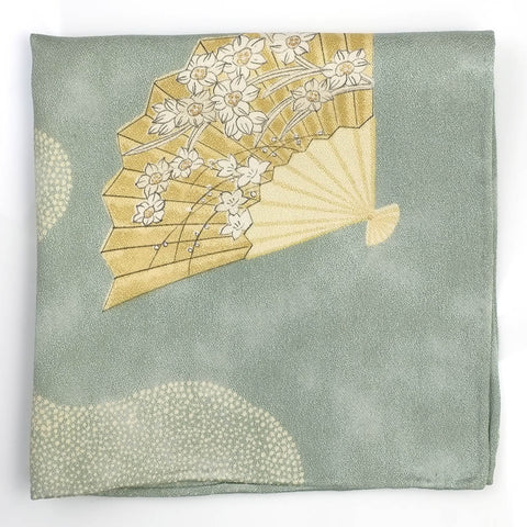 Osaka Japanese Silk Pocket Square