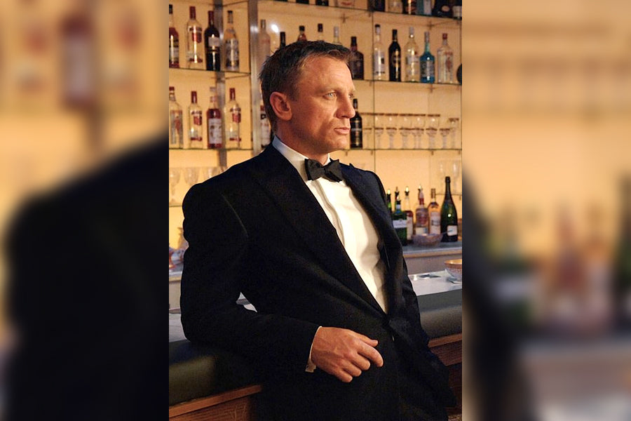 The Suits Of James Bond Casino Royale Tailor On Ten