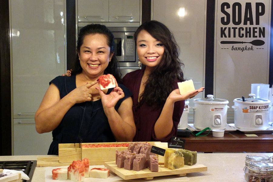 Soap Kitchen With An Appetite For Soap Tailor On Ten