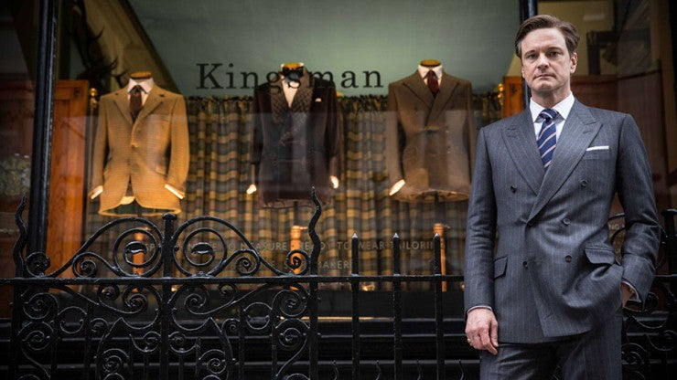 LR: Suits of Kingsman