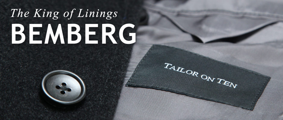 Bemberg Lining by Tailor On Ten
