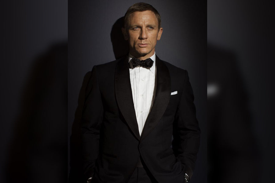 The Suits Of James Bond Quantum Of Solace Tailor On Ten
