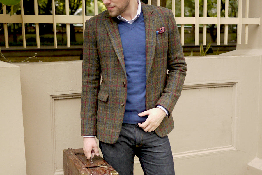 af4ac0c0 Harris Tweed: The Cloth of Scotland | Tailor On Ten
