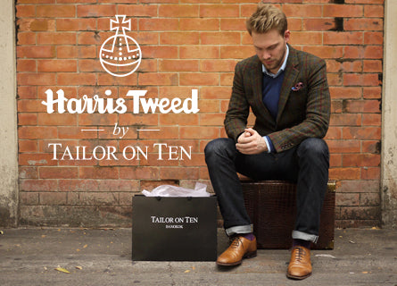Harris Tweed by Tailor On Ten
