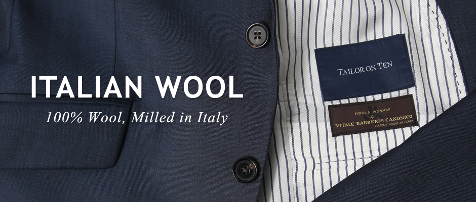 VBC Italian Wool by Tailor On Ten