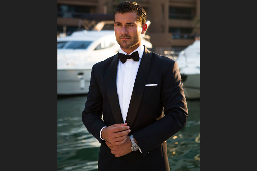 The Essential Black Tie Guide Tailor On Ten