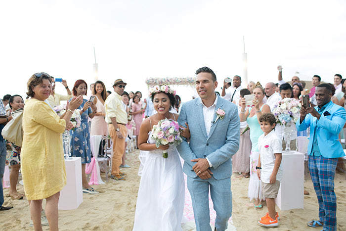 Koh Samui Beach Wedding