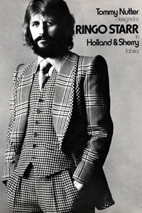 Ringo Starr Holland & Sherry Suit