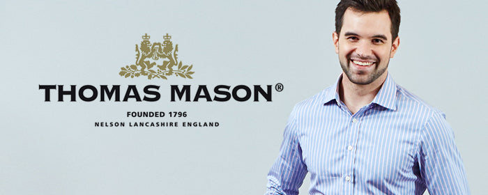 Thomas Mason: The World's Best Shirt Fabrics | Tailor On Ten