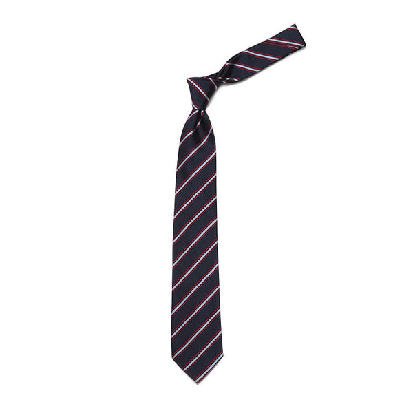 Midnight Trieste Silk Tie