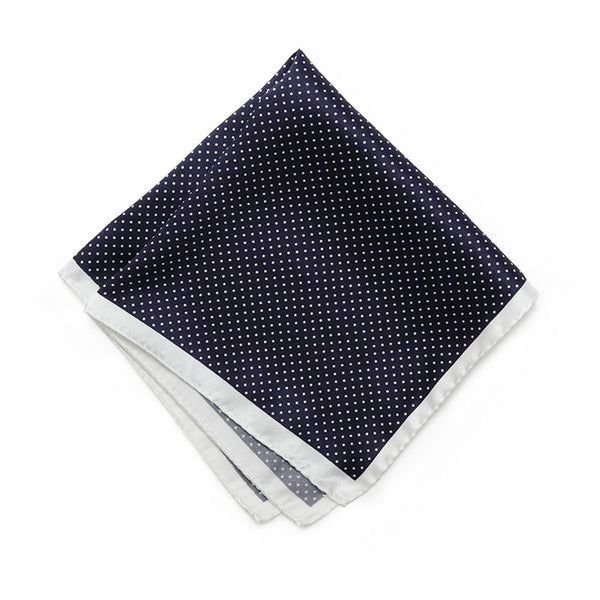 Deep Sea Livorno Pocket Square