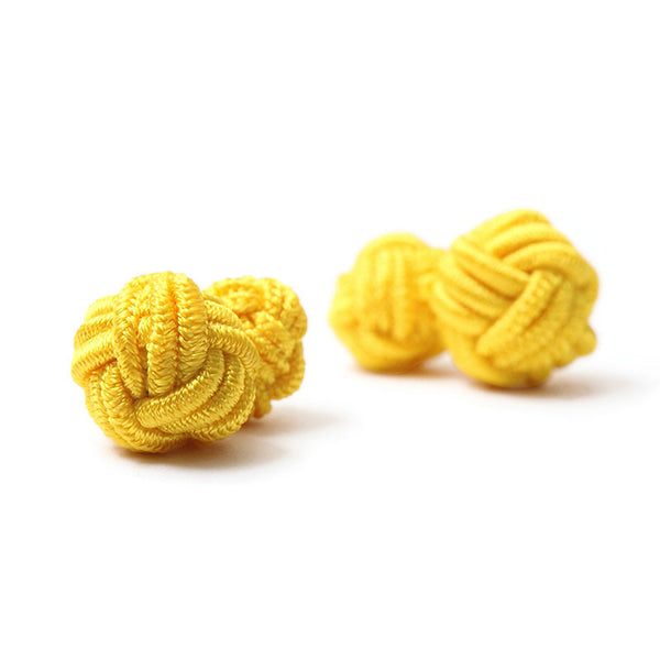Sunflower Silk Knots