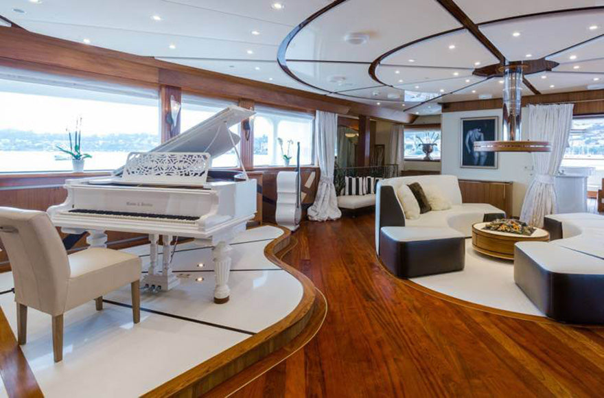 Superyacht Interior