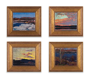 Tom Thomson Set of 4