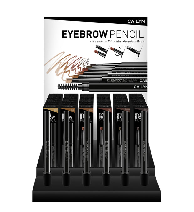 EYEBROW PENCIL DISPLAY SET