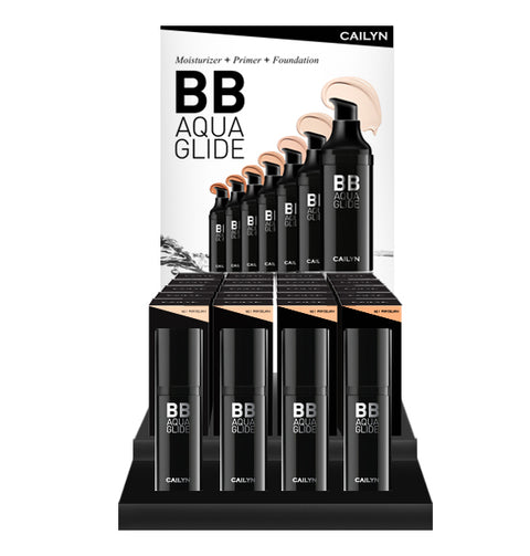 BB AQUA GLIDE DISPLAY SET