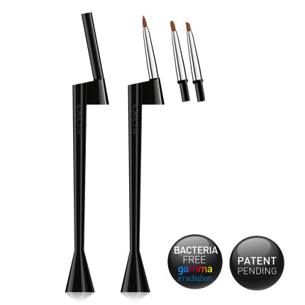 O! 3 IN 1 EYE BRUSH