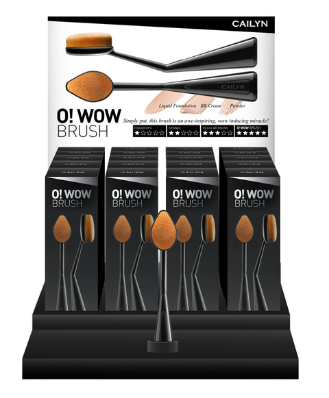 O! WOW BRUSH DISPLAY SET