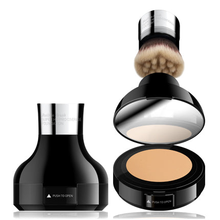 Built-In Brush SUPER HD PRO COVERAGE FOUNDATION