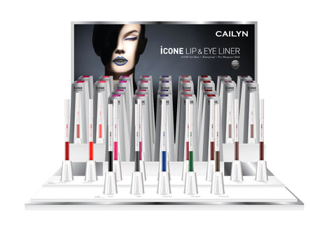 ICONE EYE & LIP LINER DISPLAY