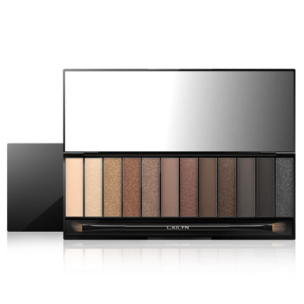 O! 12 EYESHADOW PALETTE