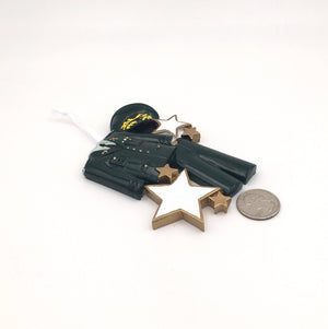 Army Uniform Personalized Christmas Ornament / Military Ornament